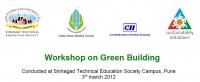 Green Building Workshop at STES, Pune