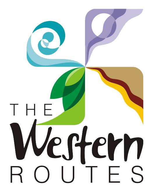 Western Routes logo