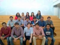 SIIB students' Green building visit